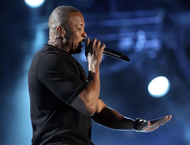 Dr Dre nie potrzebuje przebojów, by inkasować miliony fot. Christopher Polk /Getty Images/Flash Press Media