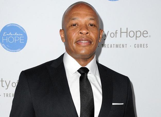 Dr. Dre zarabia 20 dolarów na sekundę - fot. Angela Weiss /Getty Images