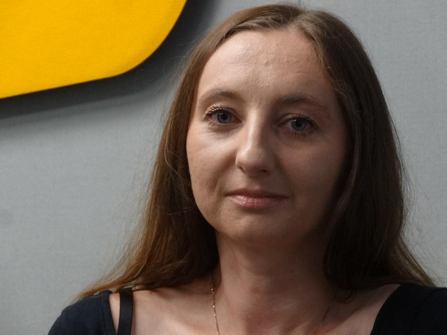 Dr Elżbieta Szczygieł-Pilut /Fot. Grzegorz Jasiński /materiały prasowe