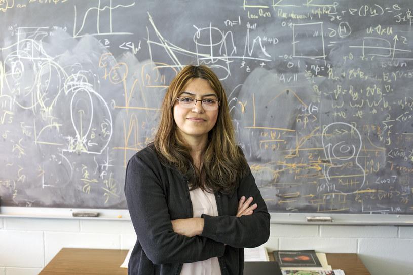 Dr Fatima Ebrahimi /materiały prasowe