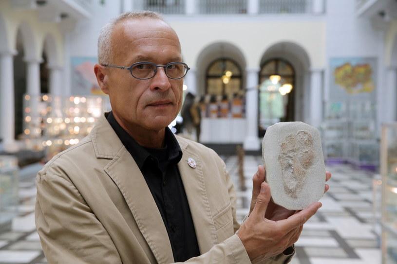 Dr Gerard Gierliński /Tomasz Gzell /PAP