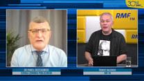Dr Grzesiowski: Nie byłem fanem zamaskowania całego narodu
