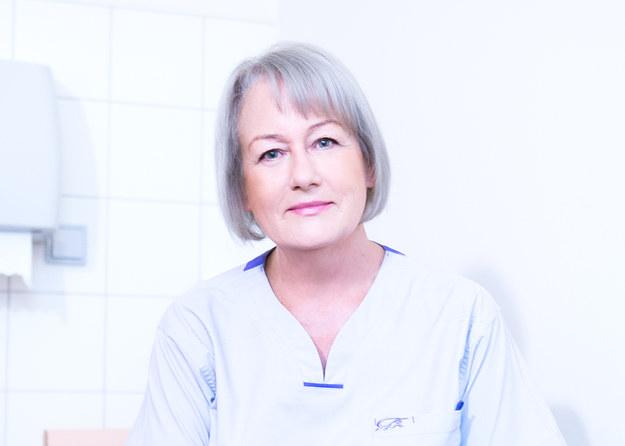 Dr hab. Hanna Czajka /Zdjęcie udostępnione /