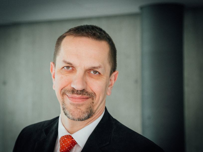 Dr hab. Jarosław Flis / Krzysztof Żuczkowski /Agencja FORUM