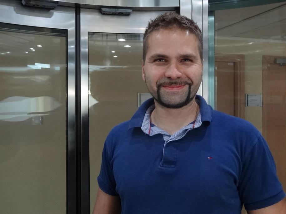 Dr hab. Krzysztof Pyrć /Grzegorz Jasiński /RMF FM