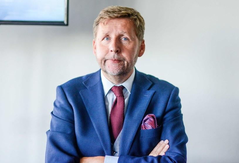 Dr hab. Marek Migalski /Tadeusz Wypych /Reporter