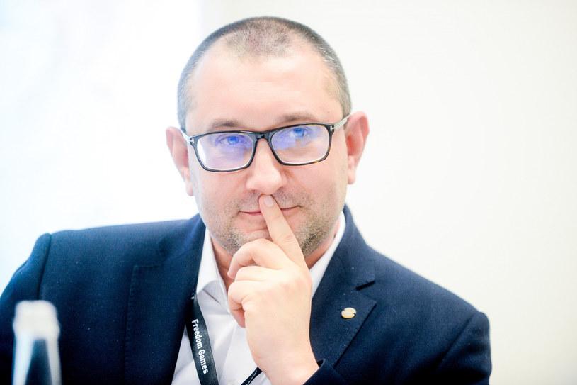 Dr hab. Mikołaj Cześnik /Piotr Kamionka/REPORTER /Reporter