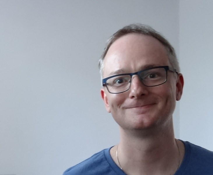 Dr hab. Piotr Homola z IFJ PAN w Krakowie /Grzegorz Jasiński RMF FM /RMF FM
