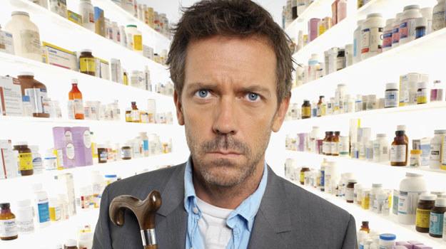 Dr House to specjalista raczej od farmaceutyków, nie kosmetyków /materiały prasowe