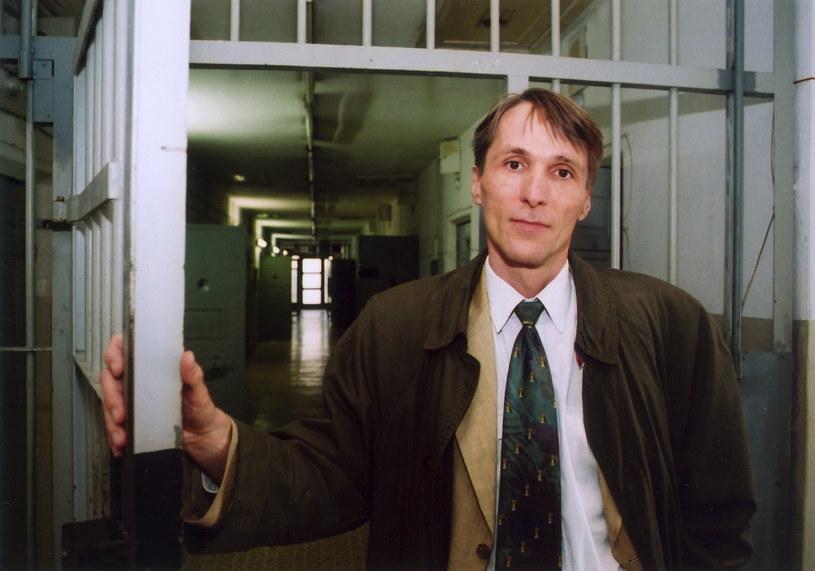 Dr Hubertus Knabe, niemiecki historyk, w latach 2000-2018 był dyrektorem miejsca pamięci Berlin-Hohenschonhausen, dawnego głównego więzienia Stasi. /Getty Images
