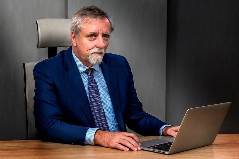 dr Inż. Wojciech Kamieniecki, dyrektor Narodowego Centrum Badań i Rozwoju /materiały prasowe