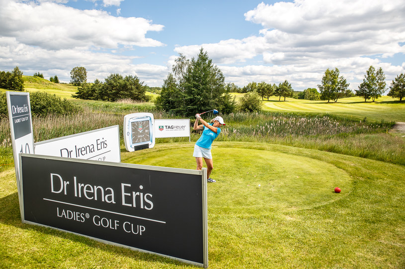Dr Irena Eris Ladies Golf Cup odbędzie 6-7 czerwca /materiały prasowe