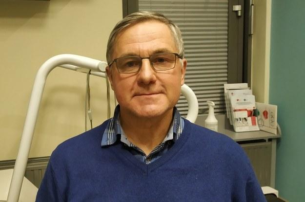 Dr Jacek Bednarek /Grzegorz Jasiński /RMF FM