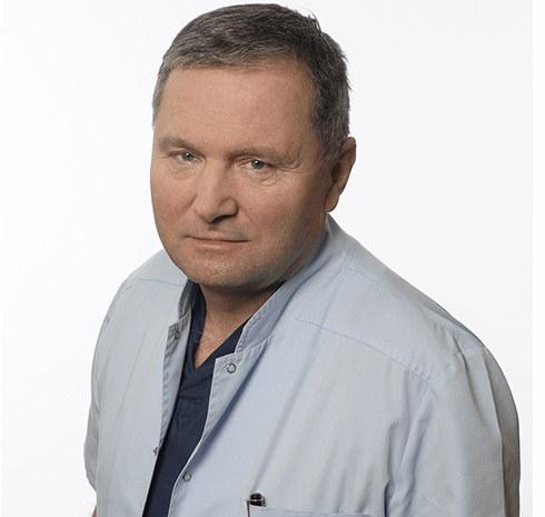 Dr Jan Kawecki /materiały prasowe /