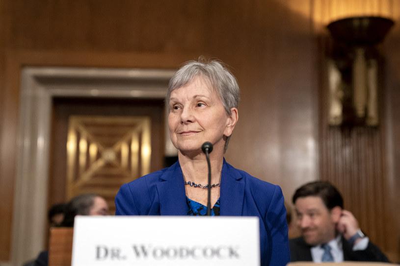 Dr Janet Woodcock /AFP