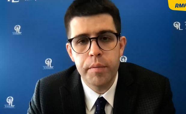Dr Jankowski: Jeśli system się zawali, strach myśleć, co się stanie