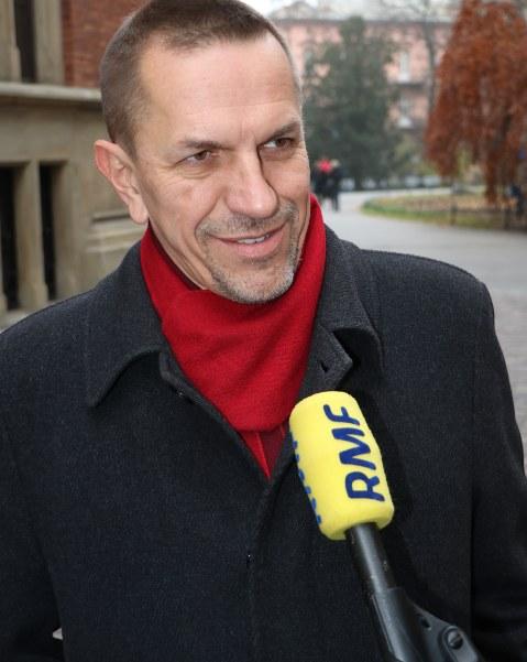 dr Jarosław Flis /Jacek Skóra /RMF FM