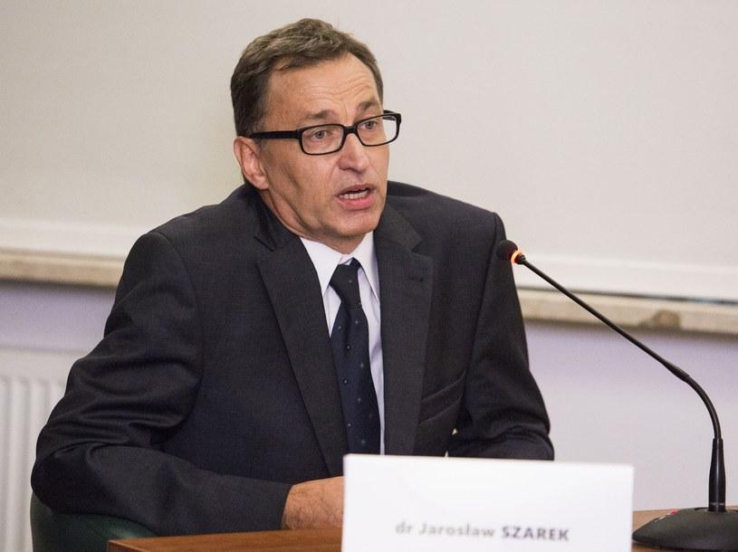 Dr Jarosław Szarek /Andrzej Hulimka  /Reporter
