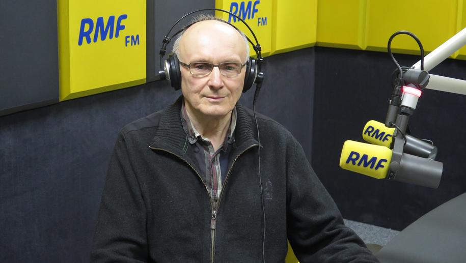 Dr Jerzy Grygorczuk /Paweł Pawłowski /RMF FM