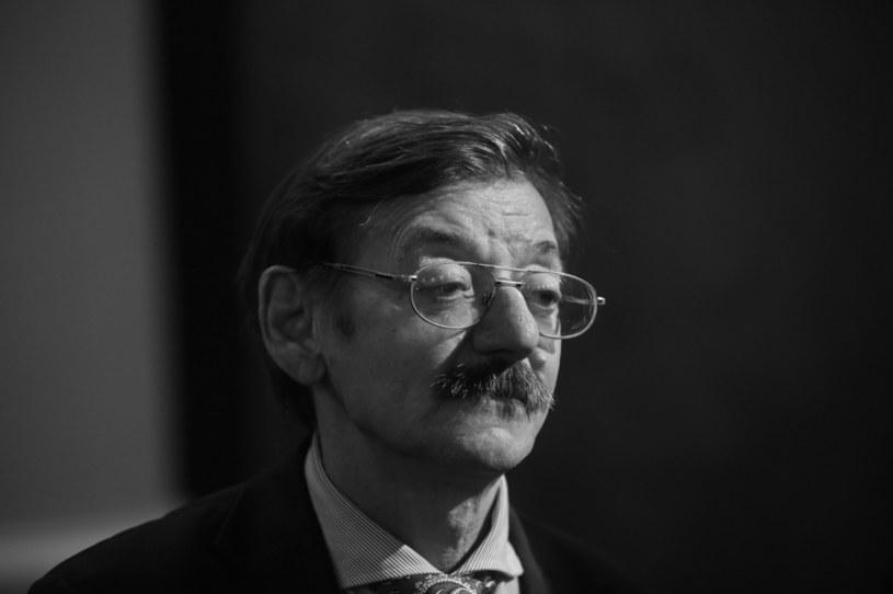 Dr Jerzy Targalski /Rafał Guz /PAP