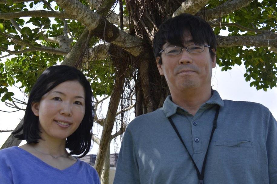 Dr Kayoko Miyazaki (po lewej) i dr Katsuhiko Miyazaki (po prawej) /OIST