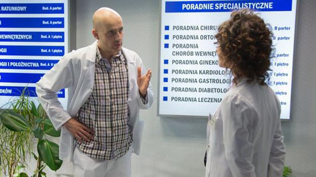 Dr Konica i Klaudia /www.nadobre.tvp.pl/