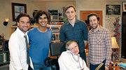 Dr Leonard Hofstadter, dr Sheldon Cooper, dr Rajesh Koothrappali i inż. Howard Wolowitz