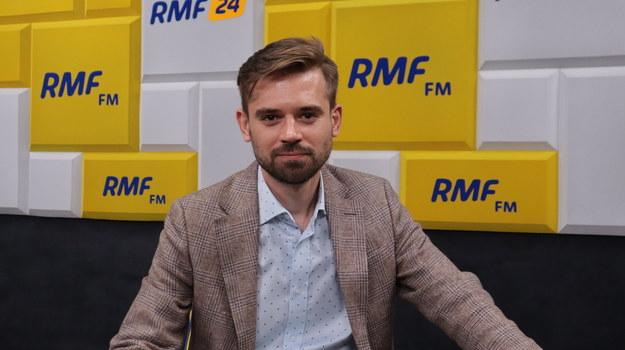 Dr Maciej Kawecki /Karolina Bereza /RMF FM
