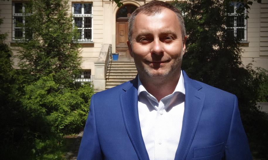 Dr Maciej Pilecki /Grzegorz Jasiński /RMF FM