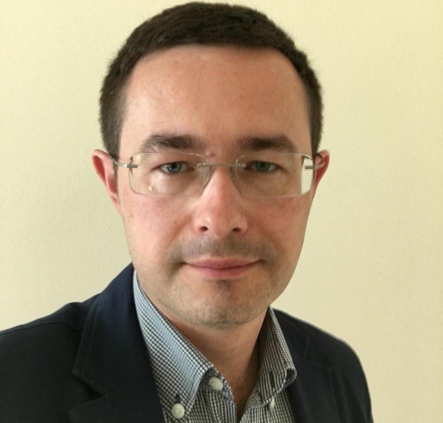 dr Marcel Mazur /Zdjęcie udostępnione /