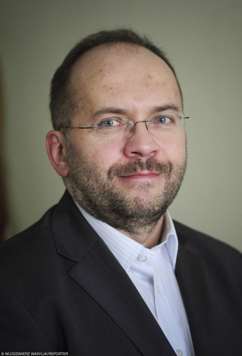dr Marek Bachański /Wlodzimierz Wasyluk/REPORTER /East News