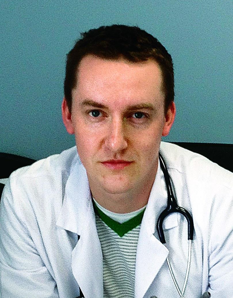 Dr Michał Dybek /Chwila dla Ciebie