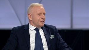 Dr Michał Sutkowski: Liczba zajętych łóżek i respiratorów wciąż na bardzo wysokim poziomie