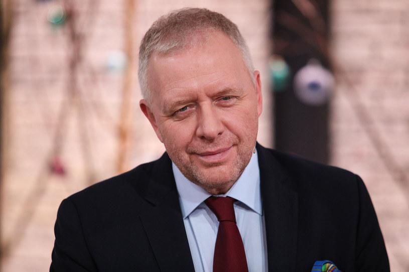 Dr Michał Sutkowski /ForumGwiazd /Agencja FORUM