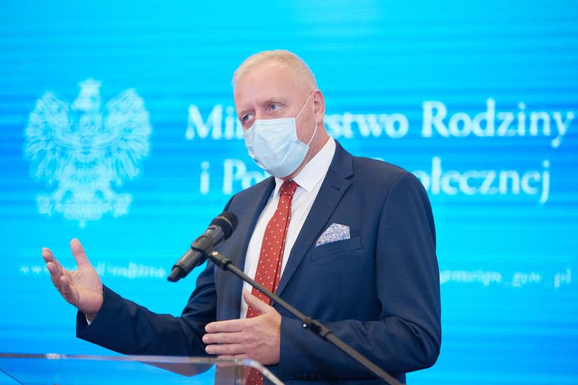 Dr Michał Sutkowski /Hubert Mathis /Agencja FORUM
