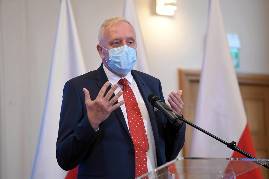 Dr Michał Sutkowski /Piotr Nowak /PAP