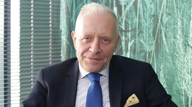Dr Michał Sutkowski /Jakub Rutka /RMF FM