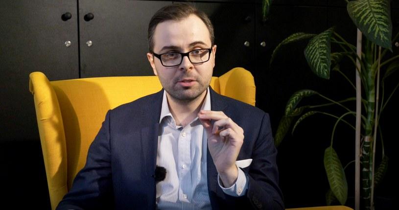 Dr Mikołaj Małecki /INTERIA.PL