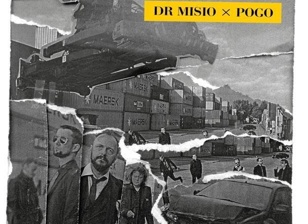 """Dr Misio na okładce """"Pogo"""" /"""