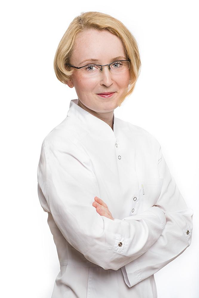 dr n. med. Anna Borratyńska, specjalista neurolog i specjalista geriatra z krakowskiego Szpitala Specjalistycznego im. Jana Pawła II /