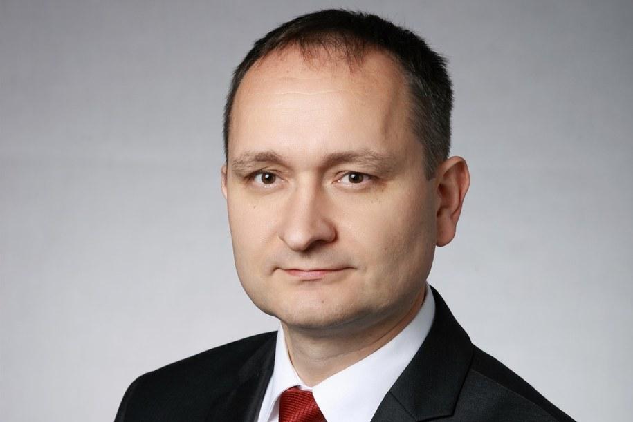 dr n. med. Krzysztof Kędzior, specjalista chorób wewnętrznych /