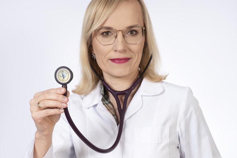 Dr n. med. Luiza Napiórkowska /archiwum prywatne