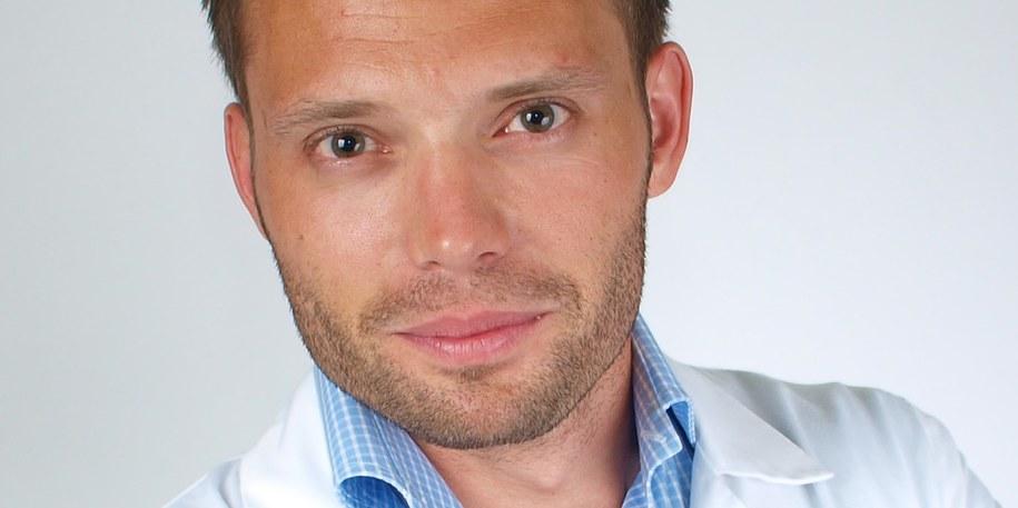 dr n. med. Marcin Mika, ginekolog /
