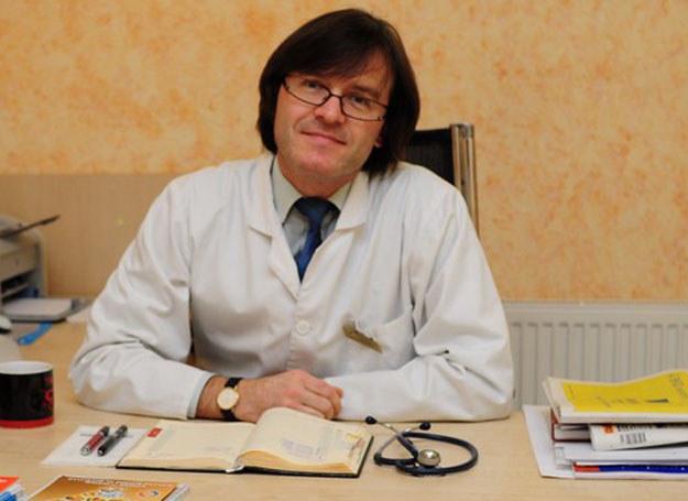 dr n. med. Marek Grabski /INTERIA.PL