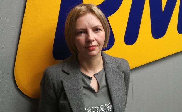dr n. med. Renata Rajtar-Salwa /Arkadiusz Grochot /RMF FM