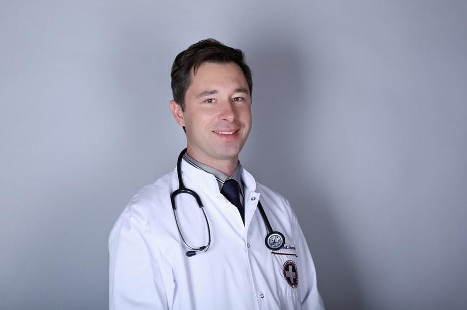 dr n. med. Sławomir Krzemiński - gastrolog, hepatolog i internista /