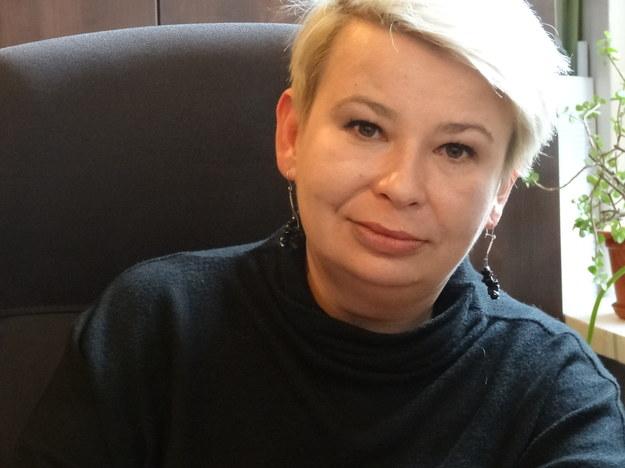 dr Nela Grzegorczyk-Dłuciak /Grzegorz Jasiński /RMF FM