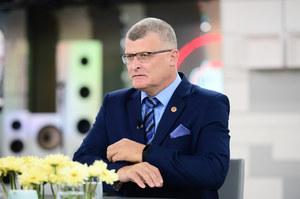 """Dr Paweł Grzesiowski: """"Odmrażanie"""" to jeden wielki eksperyment"""