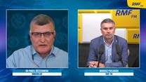 Dr Paweł Grzesiowski: Osoby niezaszczepione będą umierać podczas czwartej fali