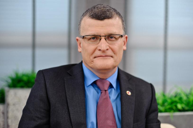Dr Paweł Grzesiowski /Tomasz Urbanek/DDTVN /East News